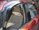 2007 2008 2009 2010 Hatch Window Door Rain Guard Vent Wind Deflector Visors Fit For suzuki SX4