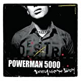 Destroy What You Enjoy by Powerman 5000 [Music CD]