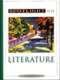 img - for Spotlight on Literature: Bronze Level book / textbook / text book