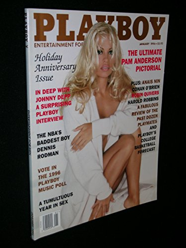 1996 adult anderson january magazine pamela playboy