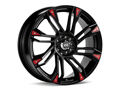 Enkei GW8 Matte Black Wheel (17x7