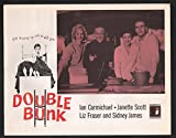 Bouble Bunk Lobby Card-Ian Carmichael and Sidney James