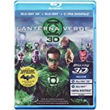 Lanterna Verde (3D) (Blu-Ray+Blu-Ray 3D+Copia Digitale)di Ryan Reynolds