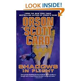 Shadows in Flight: 5 (Ender's Shadow)