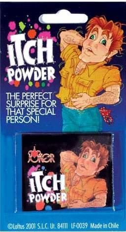 Classic Itch Powder Prank-gag - 1