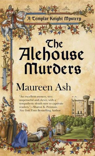 Image for The Alehouse Murders: A Templar Knight Mystery (Templar Knight Mysteries)