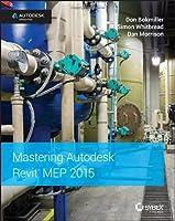 Mastering Autodesk Revit MEP 2015 Front Cover
