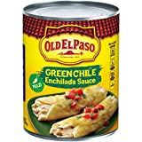 Old El Paso Enchilada Sauce, Mild Green, 28-Ounce (Pack of 6)