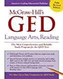 img - for McGraw-Hill's GED Language Arts, Reading book / textbook / text book