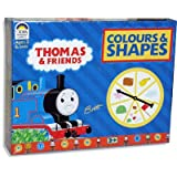 Briarpatch Thomas the Tank Engine and his friends ,Colors and Shapes Game ~ Thomas the Tank Engine