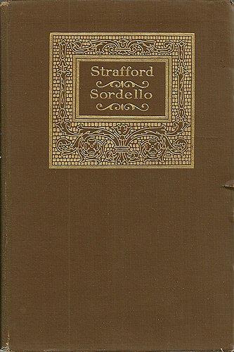 Strafford Sordello The Complete Works of Robert Browning Volume 2 (Volume 2)