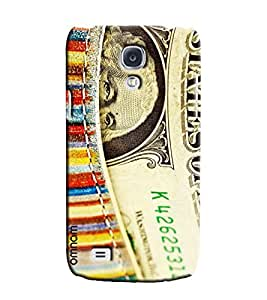 Omnam United States Of America Currency Printed Designer Back Case Samsung Galaxy S4