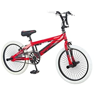 Mongoose Gavel Boy's Freestyle Bike (20-Inch Wheels) at Sears.com