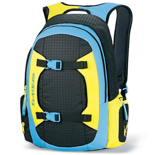 Dakine Mission Backpack 25 Litre - 53x28x20 cm, Blocks