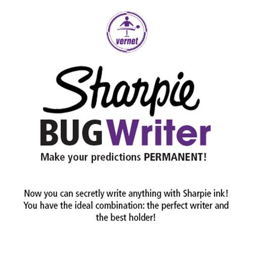 Sharpie BUG Writer by Vernet - Trick