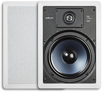 Polk Audio RC85i In-Wall Speakers Pair