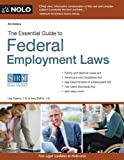 img - for Essential Guide to Federal Employment Laws by Guerin J.D., Lisa Published by Nolo 4th (fourth) edition (2013) Paperback book / textbook / text book