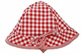 First Impressions Gingham Sun Hat