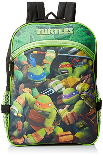 Teenage Mutant Ninja Turtles Backpack with Lunch Tote