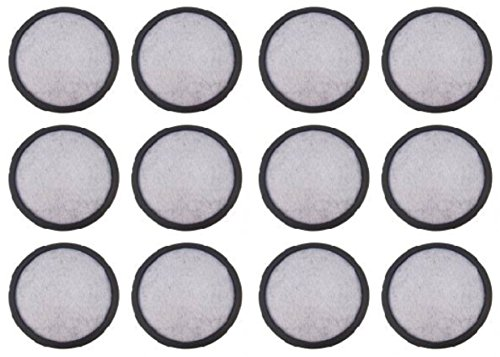 NISPIRA 12-Replacement Charcoal Water Filters for Mr. Coffee Machines (Coffee Pot Filters compare prices)