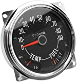 Omix-Ada 17206.04 Speedometer Assembly