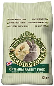 Harringtons Optimum Rabbit 10 Kg