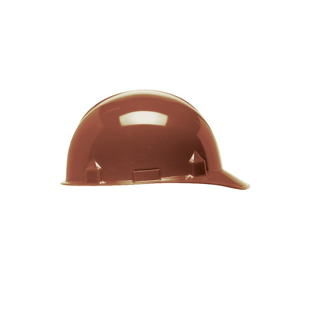 Jackson Safety 14836 SC-6 High Density Polyethylene Hard Hat with 4 Point Ratchet Suspension, Brown (Pack of 12) signed tfboys jackson autographed photo 6 inches freeshipping 6 versions 082017 b