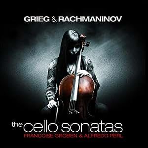 Grieg and Rachmaninov: The Cello Sonatas