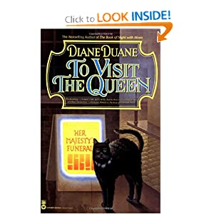 To Visit the Queen (Cat Novel) by Diane Duane