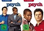 Psych - Die komplette 2. + 3. Staffel...