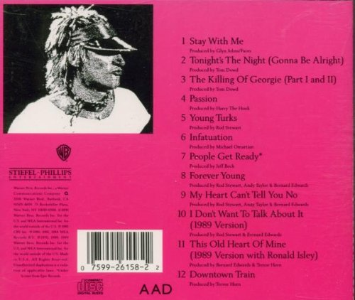 Rod Stewart - Downtown Train - Selections From The Storyteller Anthology