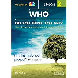 Who Do You Think You Are: Season 2
