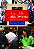 img - for [(The U.S. Justice System: An Encyclopedia )] [Author: Steven Harmon Wilson] [Dec-2011] book / textbook / text book