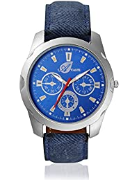 Arum All In Blue Latest Men's Watch