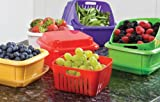 Hutzler 3-in-1 Berry Box, Red