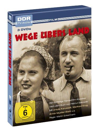 Wege übers Land - DDR TV-Archiv ( 3 DVDs )