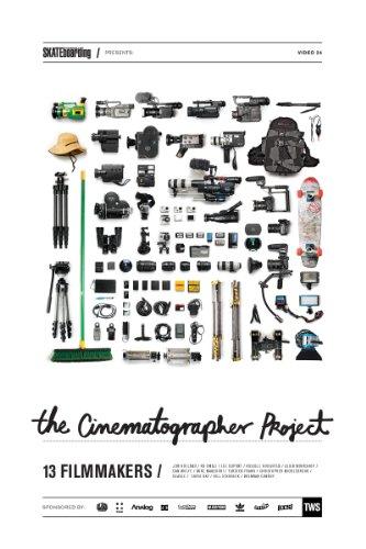 【スケートボードDVD】The Cinematographer Project  Transworld Skateboarding(シネマトグラファー・プロジェクト)