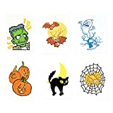 Halloween Temporary Tattoos – 144 pieces – $8.38!