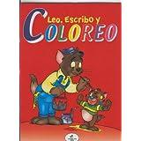 Coleccion Leo, Escribo y Colorero numero 1