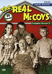 The Real McCoys - Season 3 from Infinity Entertainment Group