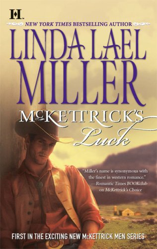 McKettrick's Luck (McKettrick Men Series #1)
