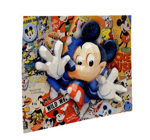 Breakthrough Level Two Mickey Puzzle - 1