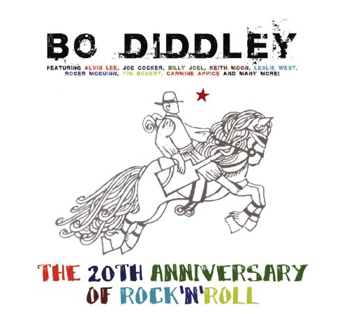 Bo Diddley-The 20th Anniversary Of Rock N Roll-(MIG 500 CD)-CD-FLAC-2014-WRE