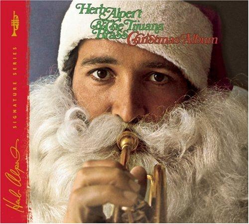 Christmas Album artwork