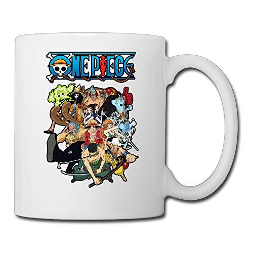 Famouse Anime One Piece Chopper Tea Espresso Mugs Cups (One Piece Chopper Mug compare prices)