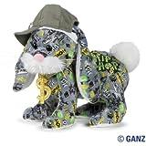 """Webkinz Rockerz Bunny 8.5"""" Plush"""