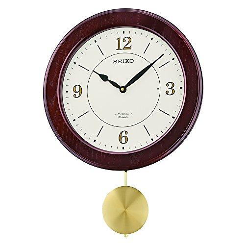 Top 5 best seiko quartz wall clock for sale 2016 product for Seiko quartz wall clock