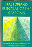 img - for Sundial of the Seasons: A Selection of Outdoor Editorials from The New York Times book / textbook / text book