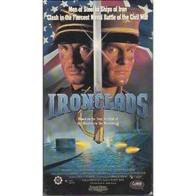 Ironclads [VHS]: Virginia Madsen, Alex Hyde-White, Reed Diamond, Philip Casnoff, E.G. Marshall, Fritz Weaver, Leon B. Stevens, Kevin O'Rourke, Joanne Dorian, Beatrice Bush, Conrad McLaren, Burt Ed