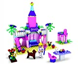 #10: Tickles COGO Girls Blocks Princess Castle for Girls Building Blocks Birthday Gift 178 pcs